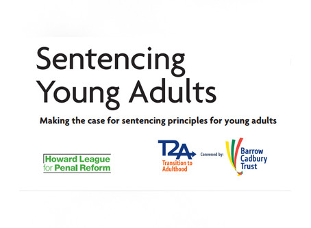 Sentencing Young Adults - Making the case for sentencing principles for young adults