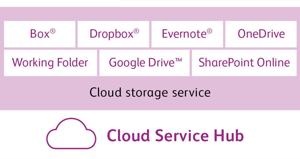 Cloud Service Hub*