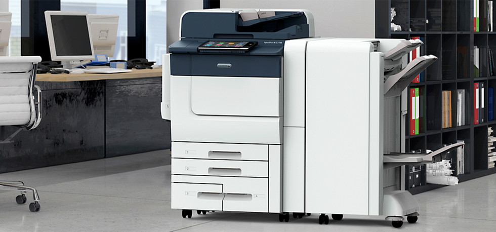High-volume printing with superior image quality