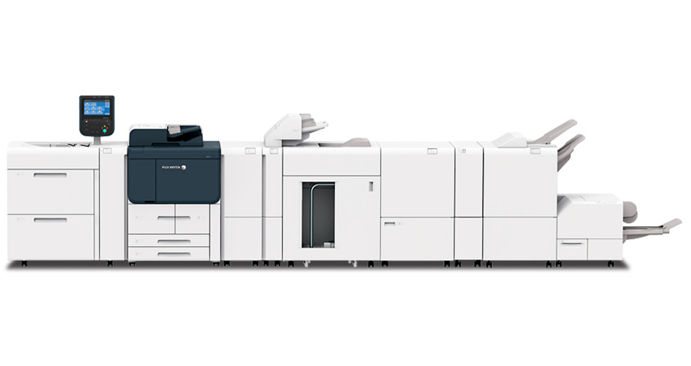 On-demand press with high productivity and stability