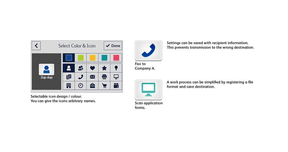 Customizable Control Panel