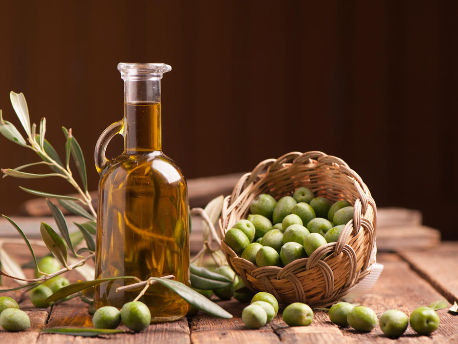 HEALTHY OLIVE - Extra virgin olive oil