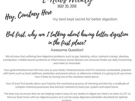 My Best Kept Secret for Better Digestion