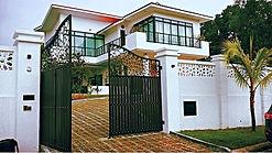 Villa Cemara in Nusajaya