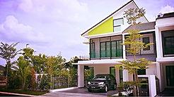 Villa Setia in Nusajaya