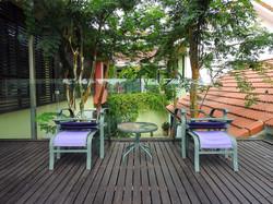 VO roof terrace