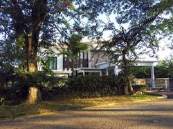 Villa Helang front view