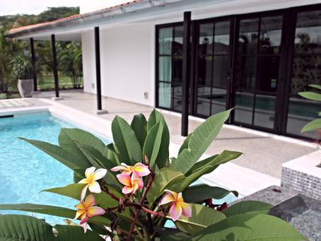 Villa Desa's renovation completed