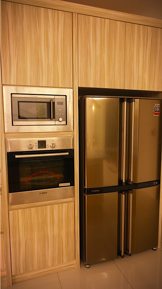 villa setia full sized oven