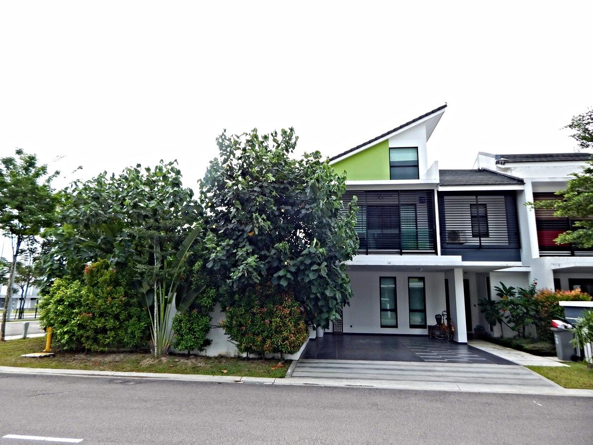 villa setia