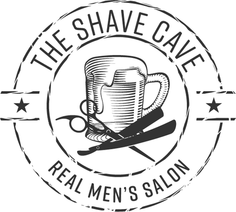 The Shave Cave branding project