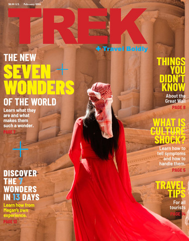 TREK Travel Magazine