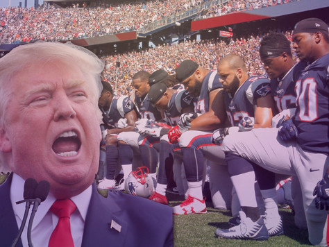 NFL Protests Have Hit A New Level of Craziness!