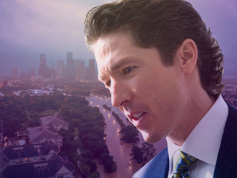 PPP Episode 4 - Joel Osteen is in Hot Water While Houston in Under Water