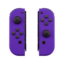 Purple Joy Con