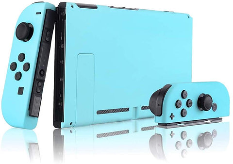 Housing Back Plate and Joy-Con Pair • Solid Colors