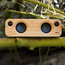 House of Marley bluetooth speakers at iDope