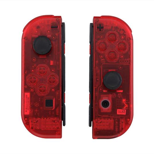 Transparent Red