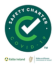 Terra Firma has completed its safety charter and is Covid 19 compliant with government regulationsa