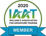 Terra Firma Ireland is a member of Irelands Association for Adventure Tourism