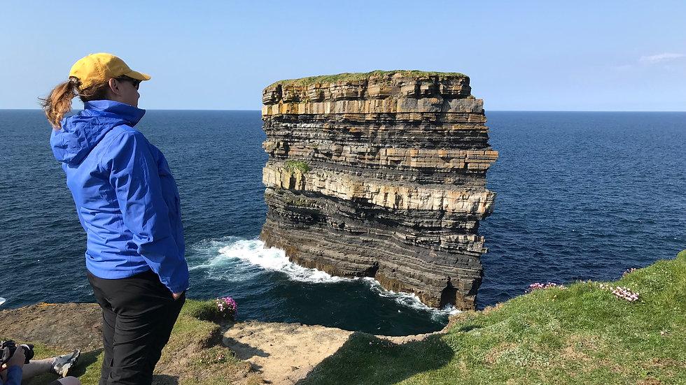 Dun Briste Sea Stack