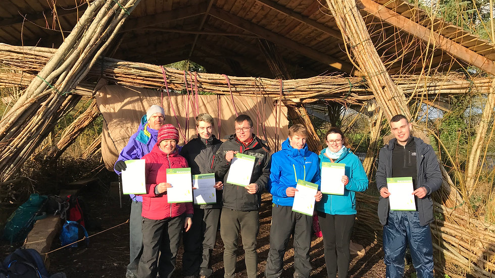 Leave No Trace Courses