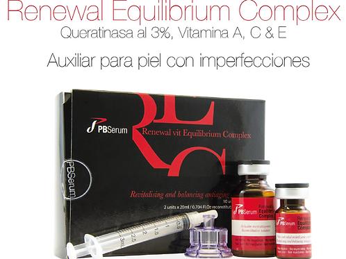 Renewal vit Equilibrium Complex