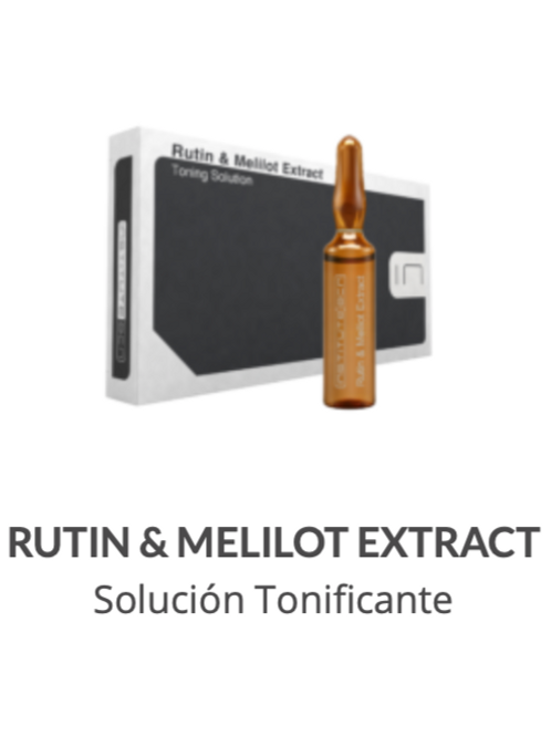 Meliloto & Rutina