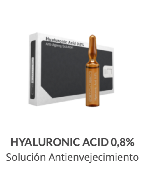 Ácido Hialurónico 0.8%