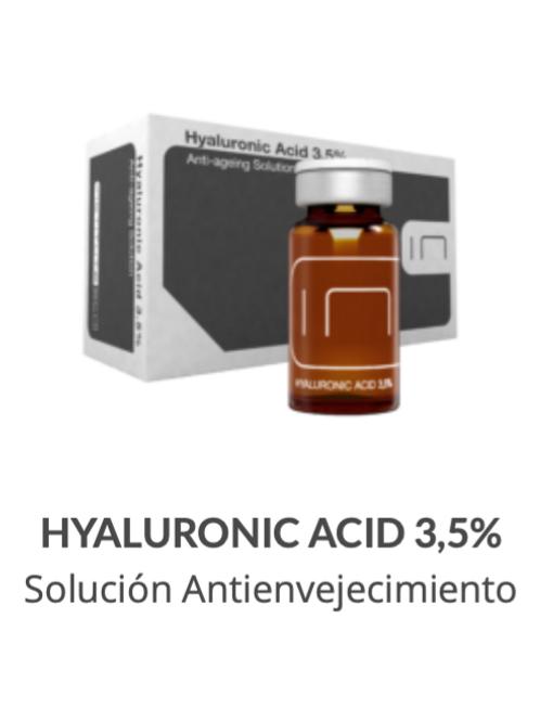 Ácido Hialurónico 3.5%