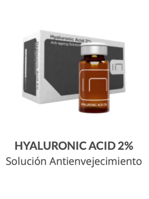 Ácido Hialurónico 2%