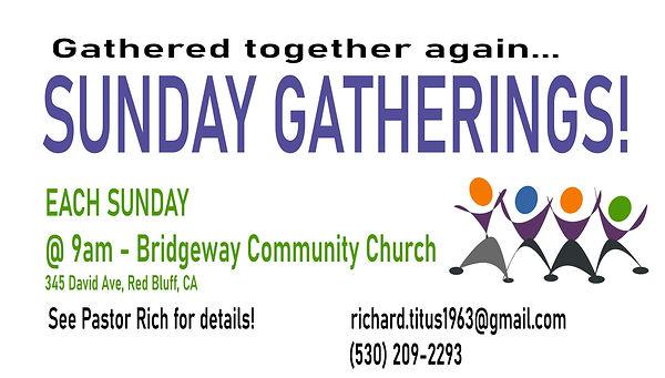 Sunday Mornings at Bridgeway.jpg
