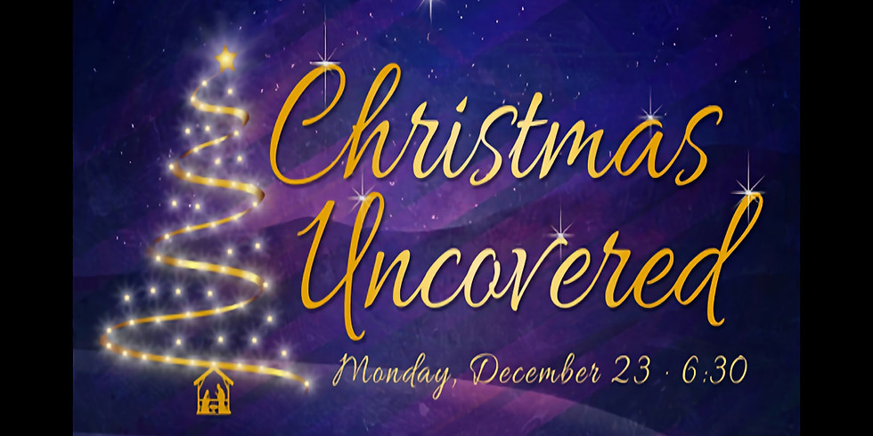 Christmas Eve Eve Celebration