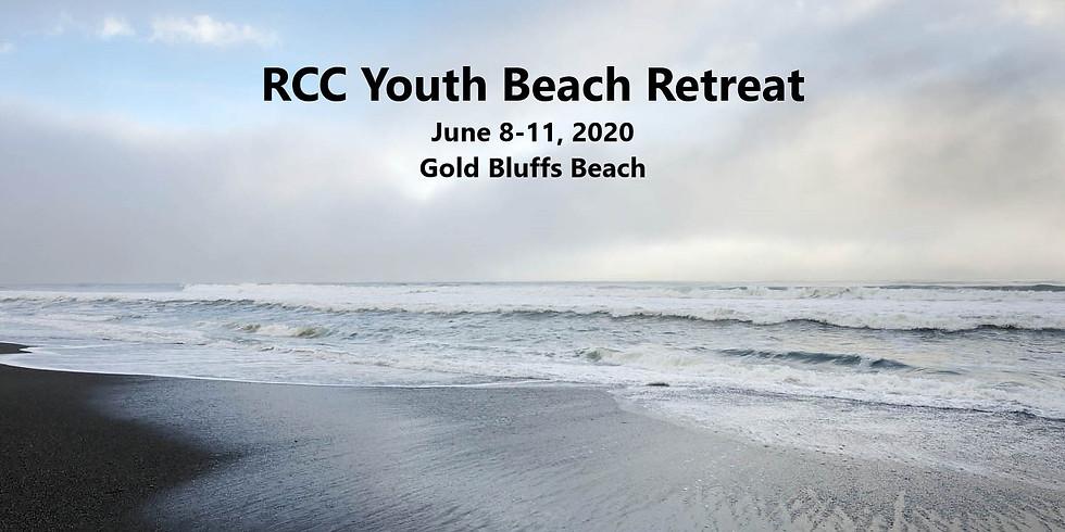 RCC Youth Summer Beach Retreat