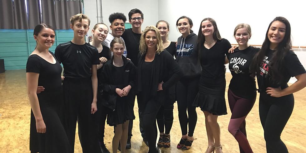 Latin Workshop with Tara Boyd