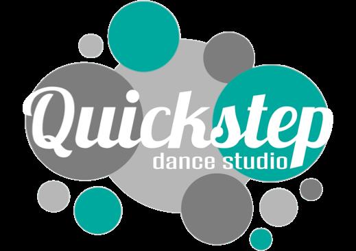 Quickstep Ballroom Dance Studio Logo