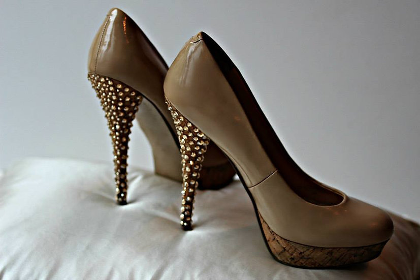 Heel Strassing Only - Scattered Strass