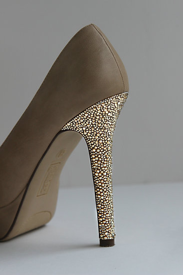 Heel Strassing Only - Complete MICRO-Strass
