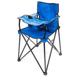 Folding Camping high chair