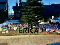 yard birthday displays calgary