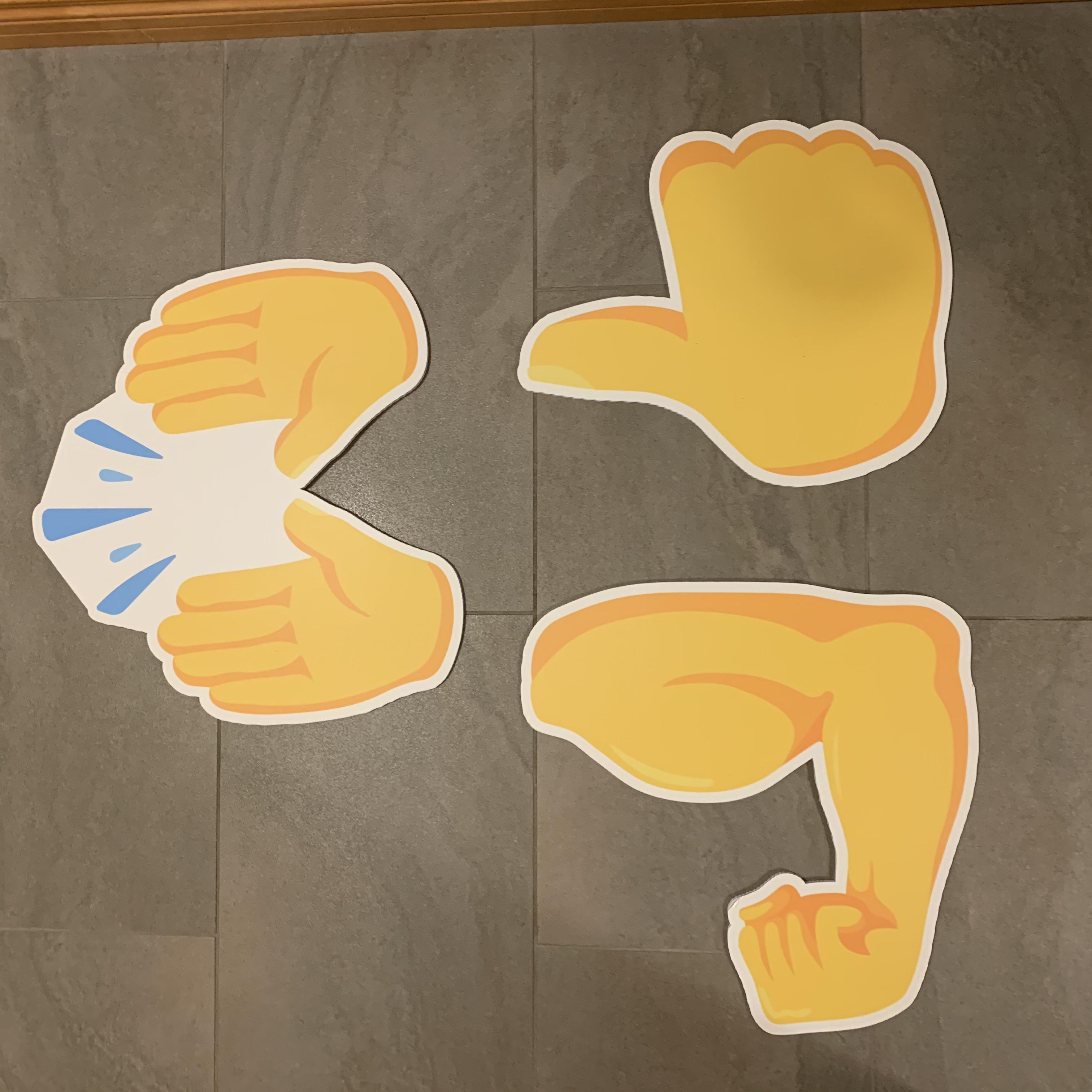 Emoji Hands