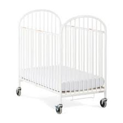 Foundations Folding Crib