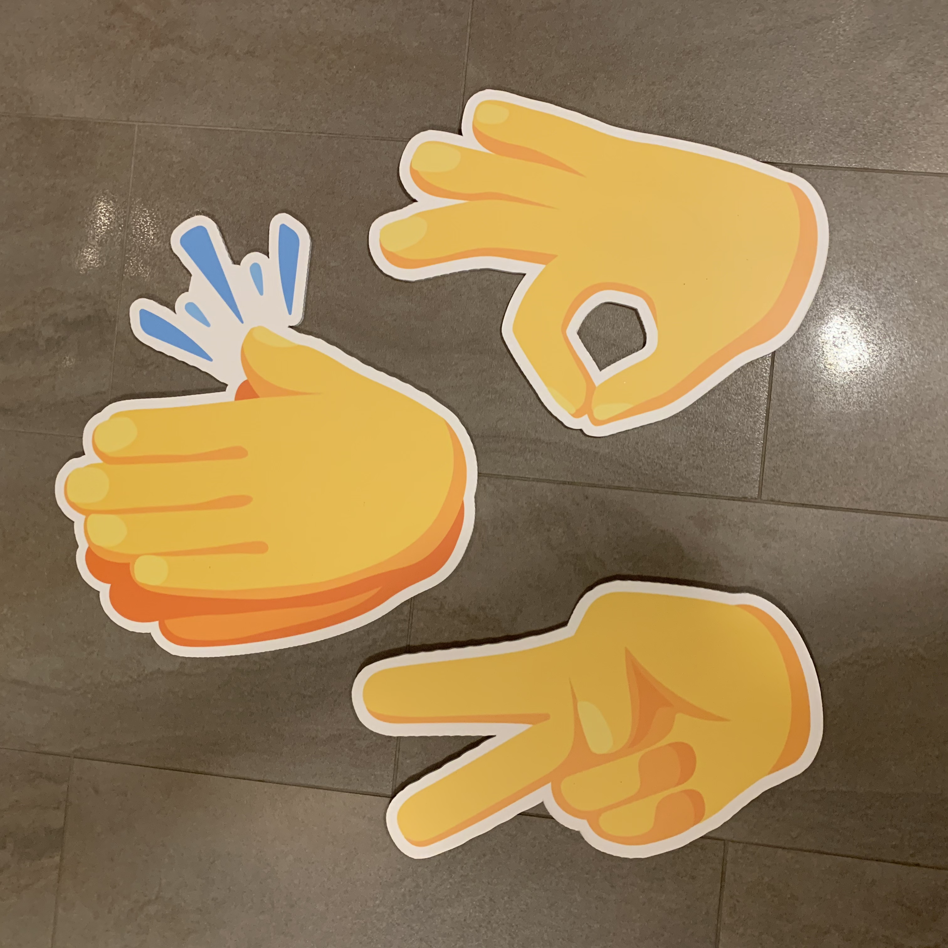 Hand Emojis