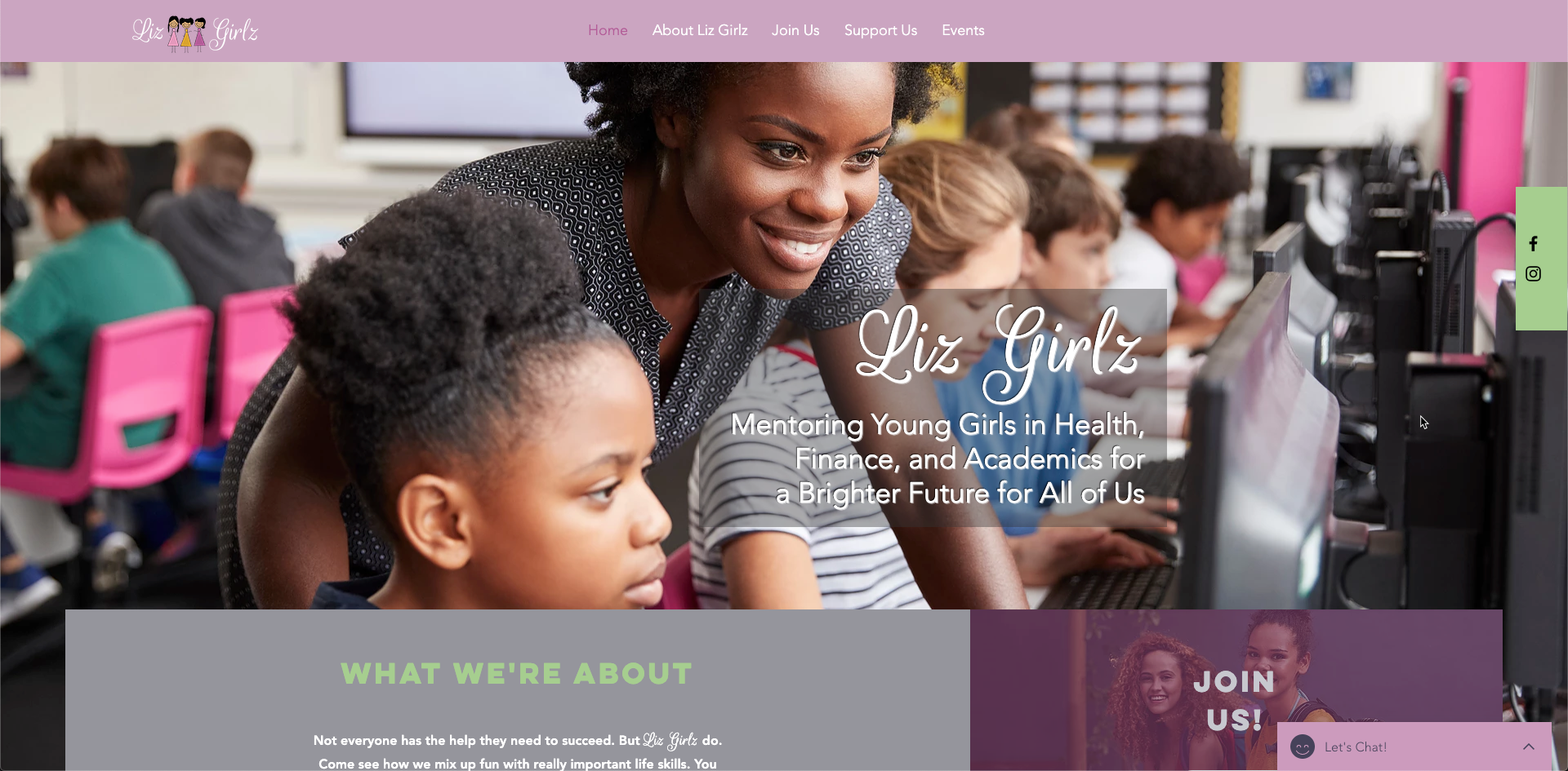 Liz Girlz Foundation
