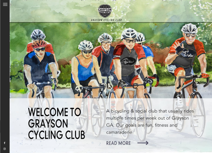 Grayson Cycling Club
