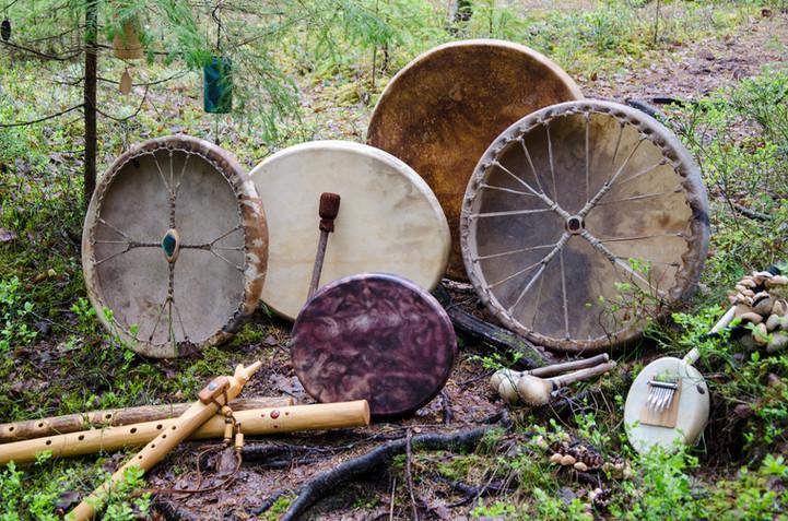 Shamanic instruments
