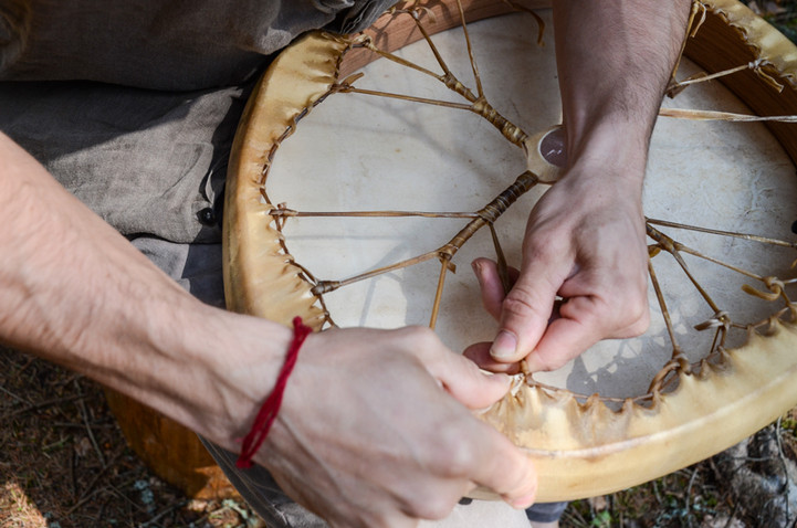 Drum maker