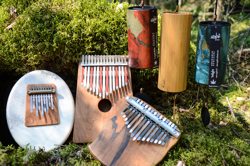 Kalimbas and Chimes