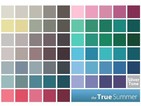 Which colors suit you or your clients better? (Part 1)