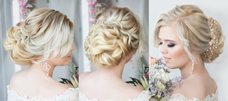 Bridal Hairstyling Course Bruids hairdre